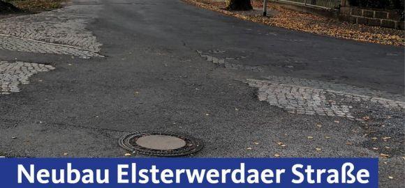 Baustart Elsterwerdaer Straße 2021